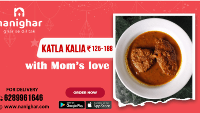 Photo of Home cooked Katla Kalia with Mom Love from Nanighar