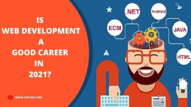Photo of Is a Web development job good career in 2021?