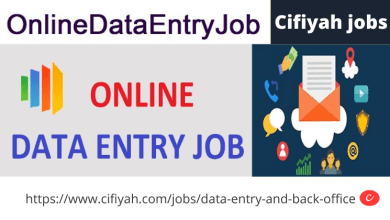 Photo of online data entry jobs for fresher & experiences