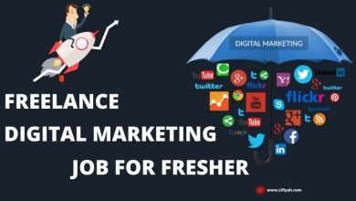 Photo of FREELANCE DIGITAL MARKETING JOBS FOR FRESHER
