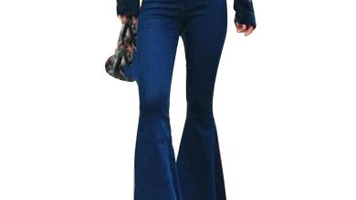 Photo of Hippy Style in Women Bell Bottom Jeans