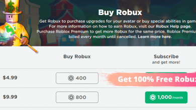 Photo of How to earn robux in roblox for free