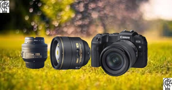 CAMERA LENSES FOR PORTRAIT PHOTOGRAPHY