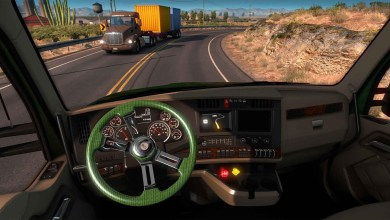 Photo of american truck stimulator for life-living gaming experience
