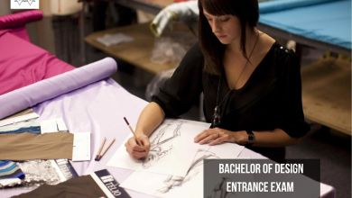 Photo of The Entrance Exam for Bachelor of Design Course