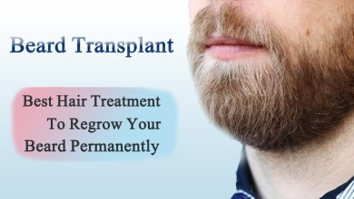 Photo of Best Hair Treatment to Regrow Your Beard Permanently