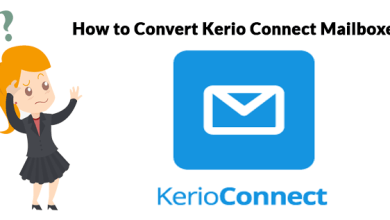 Photo of How to Convert Kerio Connect Mailboxes