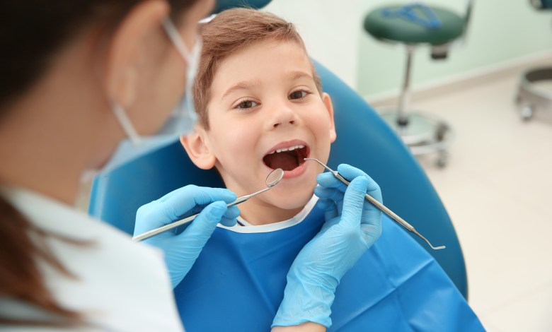 fear of the dentist