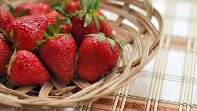 Photo of Golden Strawberry, Three benefits of eating strawberries