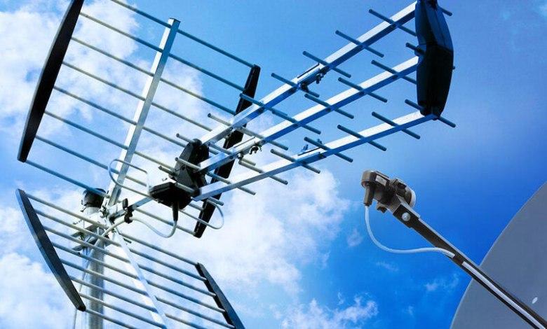 tv aerial installation london