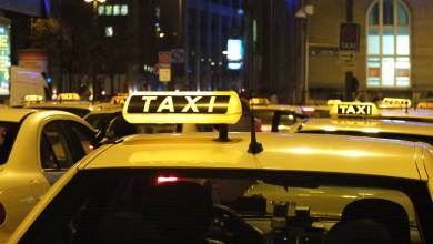 Photo of Taxi Gelsenkirchen Travel Versus Car, or Airport Shuttle