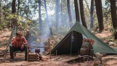 Coast Camping