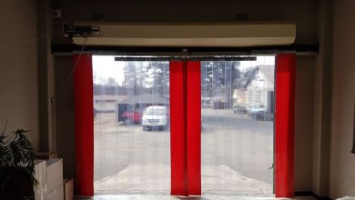 Photo of Top tips from PVC Strip for getting the most out of your industrial curtains.