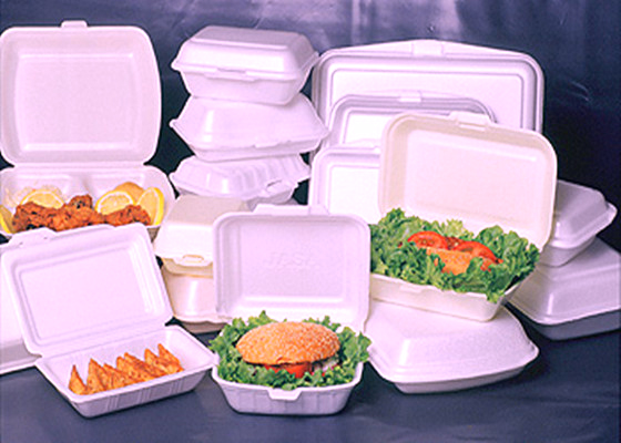 You need to know how to reheat food in styrofoam