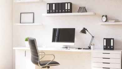 Photo of What's the Difference between an Office & Home Workspace