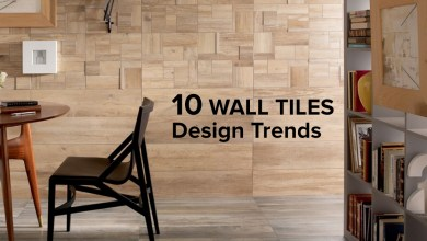 10 Wall Tiles Design Trends
