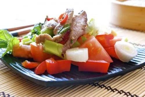 Acércate a la cocina oriental