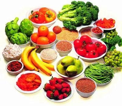 los alimentos que te ayudan a adelgazar