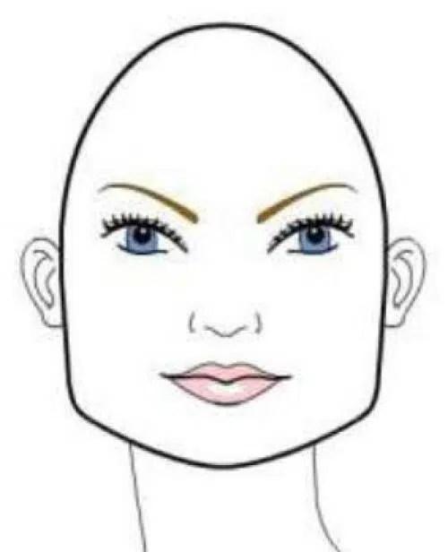 Aprende a maquillarte según la forma de tu cara