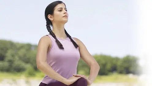 Aprende a respirar y a relajarte