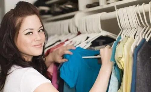 Aprende algunos trucos para que la ropa de temporada no te incordie