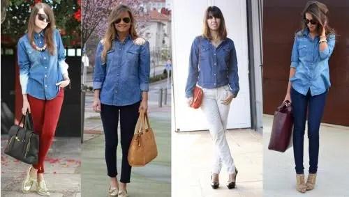 Aprendiendo a escoger el look diario