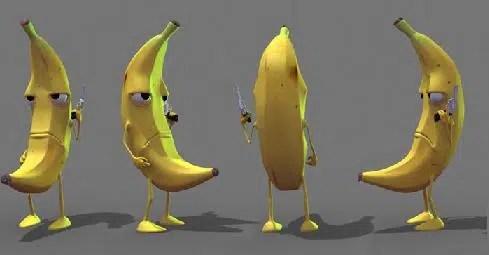 Los hombres Banana (metrosexuales)