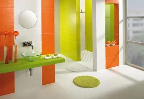 Baños perfectos en 5 pasos