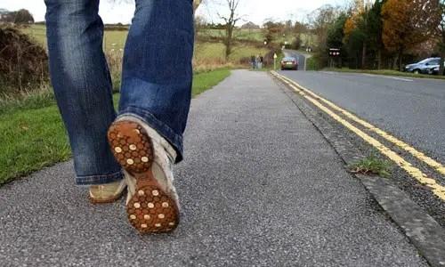 Beneficios de caminar a paso ligero