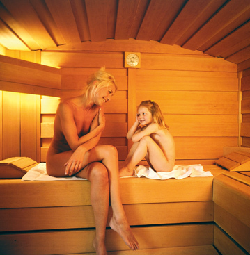Beneficios del Sauna seco para la salud