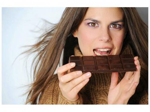 Buenas razones para comer chocolate