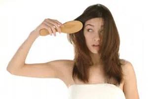 ¿Caída del cabello durante el cambio de estación?