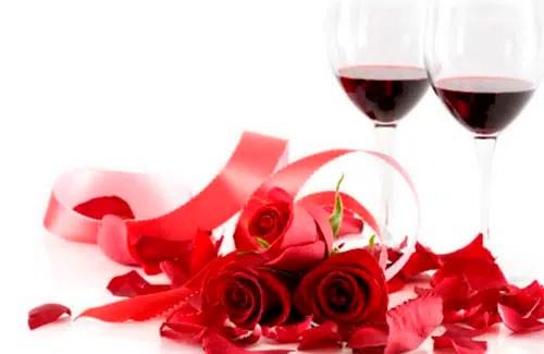 Cena romántica para dos