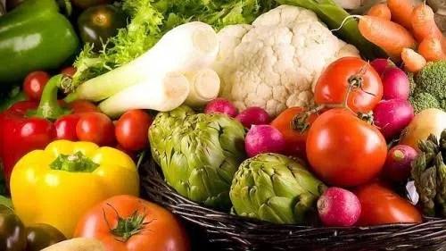 Cinco reglas de oro de la dieta mediterránea