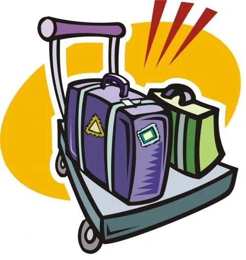 Coas imprescindibles que no debes olvidar en tu equipaje de mano para hacer un viaje.