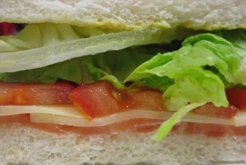 Come un sándwich diferente cada día