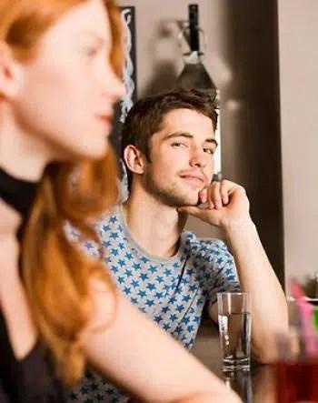 Como atraer a un hombre con el cual nunca se ha hablado?