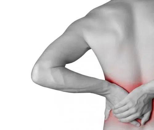 Cómo decir adiós al dolor de espalda de una manera natural. Parte I.