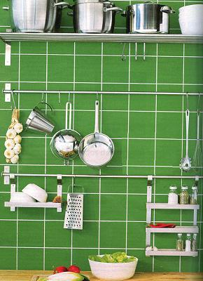 Como elaborar una útil barra de cocina