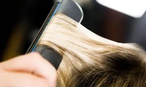 Como no alisar el cabello