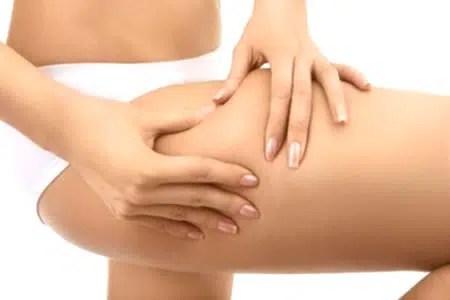 Cómo perder celulitis en los muslos rápidamente