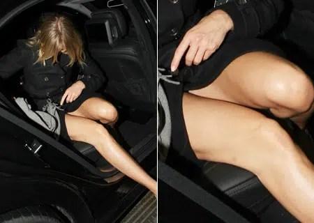 Cómo salir de un carro con gracia sin mostrar la ropa interior