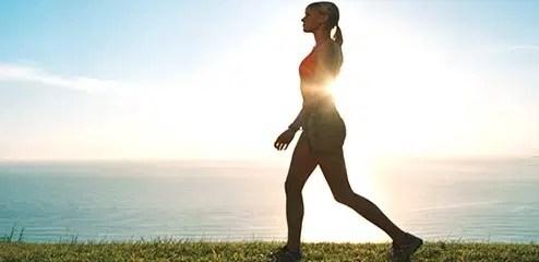 Cómo te beneficia andar: minuto a minuto