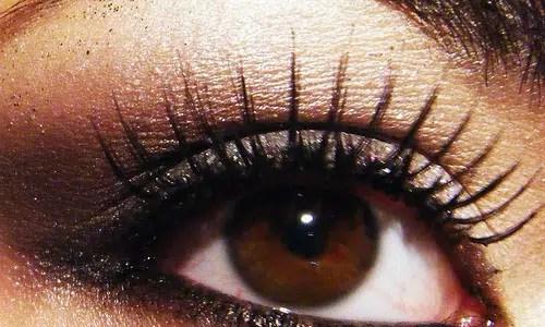 Consejos de maquillaje para ojos color marrón