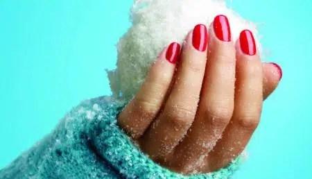 Consejos para cuidado de las uñas durante invierno