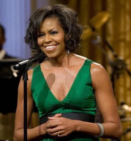 Consejos para el peinado del estilista de Michelle Obama