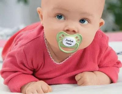 ¿Debemos dar el chupete a los bebés?