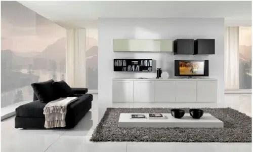 Decora tu casa en blanco y negro