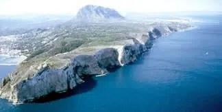Denia, una localidad con un impresionante entorno natural