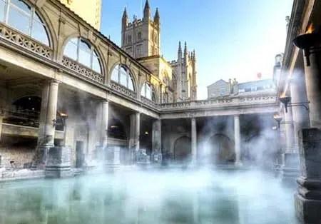 Descubre la ciudad de Bath
